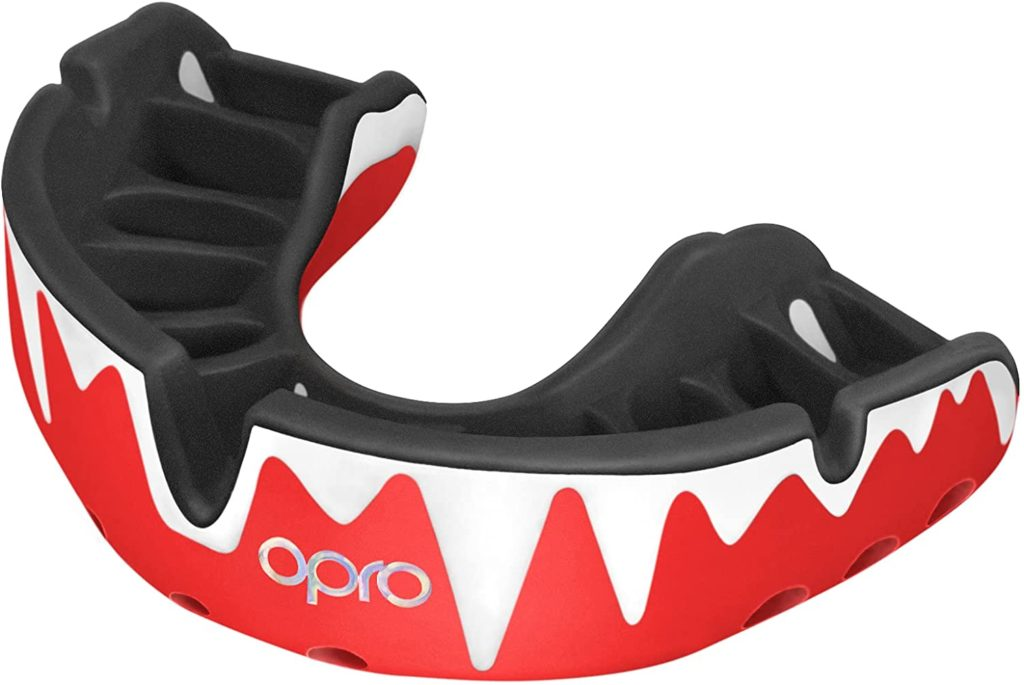 OPRO Platinum Elite Sports Mouthguard