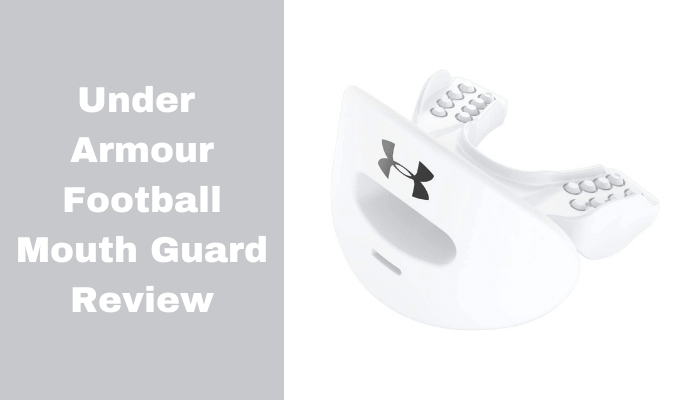 Under Armour Football Mouth Guard Review
